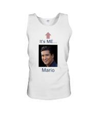 Mario Lopez It's Me Mario Shirt Unisex Tank thumbnail