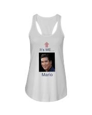 Mario Lopez It's Me Mario Shirt Ladies Flowy Tank thumbnail