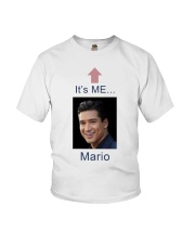 Mario Lopez It's Me Mario Shirt Youth T-Shirt thumbnail