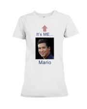 Mario Lopez It's Me Mario Shirt Premium Fit Ladies Tee thumbnail