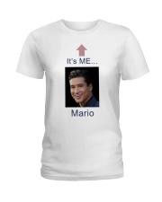 Mario Lopez It's Me Mario Shirt Ladies T-Shirt thumbnail