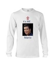 Mario Lopez It's Me Mario Shirt Long Sleeve Tee thumbnail