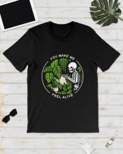 Bone You Make Me Feel Alive Shirt Classic T-Shirt lifestyle-mens-crewneck-front-17