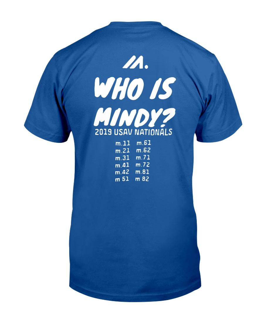 Who is Mindy Shirt Classic T-Shirt