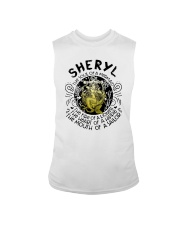 Sheryl The Soul Of A Mermaid The Fire Shirt Sleeveless Tee thumbnail
