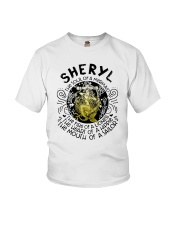 Sheryl The Soul Of A Mermaid The Fire Shirt Youth T-Shirt thumbnail