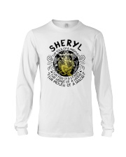 Sheryl The Soul Of A Mermaid The Fire Shirt Long Sleeve Tee thumbnail