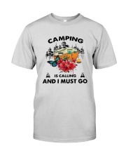 Camping Is Calling And I Must Go Shirt Premium Fit Mens Tee thumbnail