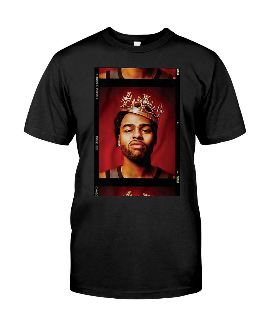 Dangelo Russell Crown Shirt Classic T-Shirt