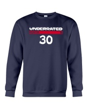 Underrated North 30 Stephen Curry Shirt Crewneck Sweatshirt thumbnail