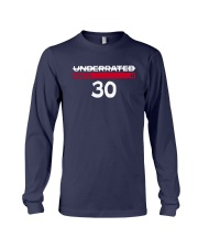 Underrated North 30 Stephen Curry Shirt Long Sleeve Tee thumbnail