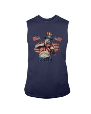 America Independence Day Fat Boy Freedom Shirt Sleeveless Tee thumbnail