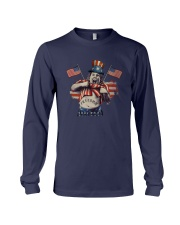 America Independence Day Fat Boy Freedom Shirt Long Sleeve Tee thumbnail