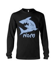 0 Light Shark Nom Shirt Long Sleeve Tee thumbnail