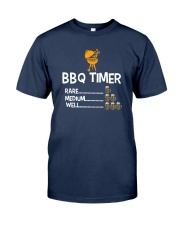 BBQ Timer Rare Medium Well Shirt Classic T-Shirt tile