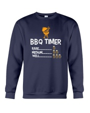 BBQ Timer Rare Medium Well Shirt Crewneck Sweatshirt thumbnail