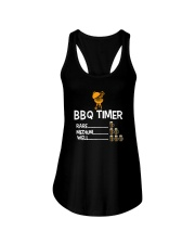 BBQ Timer Rare Medium Well Shirt Ladies Flowy Tank thumbnail