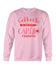 Go Noodle Is My Cardio Teacherlife Shirt Crewneck Sweatshirt thumbnail