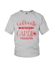 Go Noodle Is My Cardio Teacherlife Shirt Youth T-Shirt thumbnail