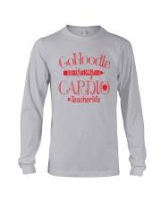 Go Noodle Is My Cardio Teacherlife Shirt Long Sleeve Tee thumbnail