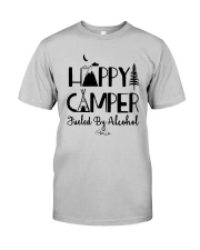 Happy Camper Fueled By Alcohol Shirt Classic T-Shirt tile