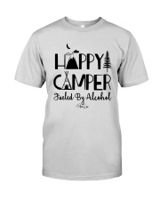 Happy Camper Fueled By Alcohol Shirt Premium Fit Mens Tee thumbnail