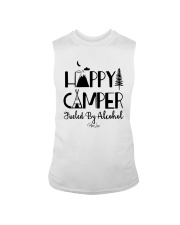 Happy Camper Fueled By Alcohol Shirt Sleeveless Tee thumbnail