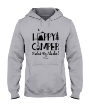 Happy Camper Fueled By Alcohol Shirt Hooded Sweatshirt thumbnail