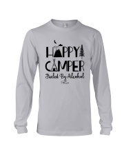 Happy Camper Fueled By Alcohol Shirt Long Sleeve Tee thumbnail