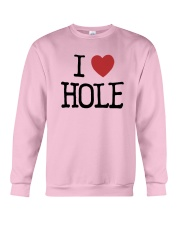 Meaning Machine I Love Hole Shirt Crewneck Sweatshirt thumbnail