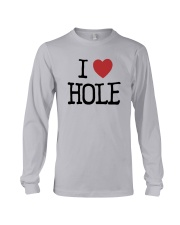 Meaning Machine I Love Hole Shirt Long Sleeve Tee thumbnail