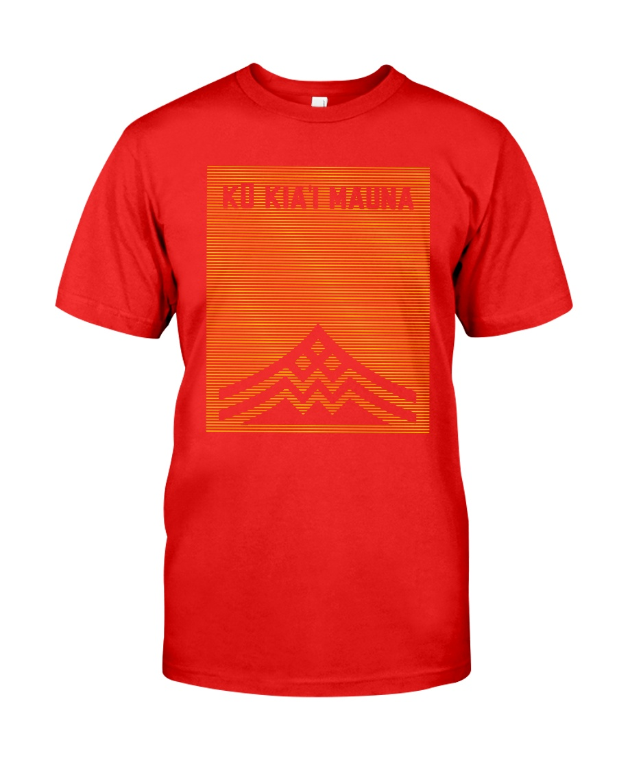 Ku Kiai Mauna Shirt Classic T-Shirt