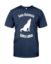 Sana Distancia Salva Lobos Shirt Classic T-Shirt tile