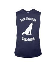 Sana Distancia Salva Lobos Shirt Sleeveless Tee thumbnail