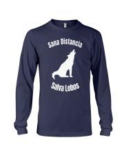 Sana Distancia Salva Lobos Shirt Long Sleeve Tee thumbnail