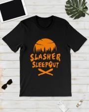 Slasher Sleepout Shirt Classic T-Shirt lifestyle-mens-crewneck-front-17