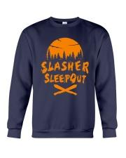 Slasher Sleepout Shirt Crewneck Sweatshirt thumbnail