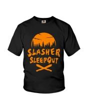 Slasher Sleepout Shirt Youth T-Shirt thumbnail