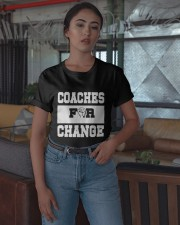 Strong Hand Coaches For Change Shirt Classic T-Shirt apparel-classic-tshirt-lifestyle-05