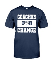 Strong Hand Coaches For Change Shirt Classic T-Shirt tile
