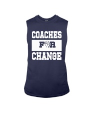 Strong Hand Coaches For Change Shirt Sleeveless Tee thumbnail