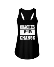 Strong Hand Coaches For Change Shirt Ladies Flowy Tank thumbnail