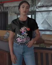 Everything Is Satisfactual Splash Mountain Shirt Classic T-Shirt apparel-classic-tshirt-lifestyle-05