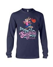 Everything Is Satisfactual Splash Mountain Shirt Long Sleeve Tee thumbnail