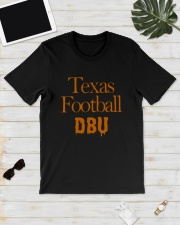 There's Only One Dbu Texas Dbu Shirt Classic T-Shirt lifestyle-mens-crewneck-front-17