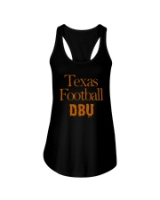 There's Only One Dbu Texas Dbu Shirt Ladies Flowy Tank tile