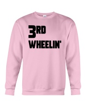 3rd Wheelin' Shirt Crewneck Sweatshirt thumbnail