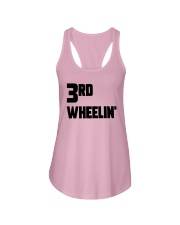 3rd Wheelin' Shirt Ladies Flowy Tank tile