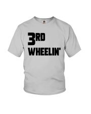 3rd Wheelin' Shirt Youth T-Shirt tile