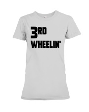3rd Wheelin' Shirt Premium Fit Ladies Tee tile